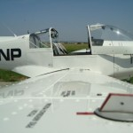 Akrobatický let Z 142