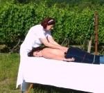 Den na vinici s masáží