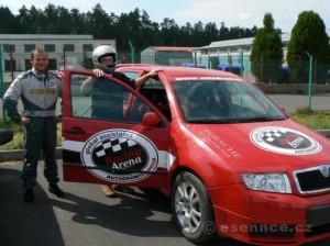 Rallye Cross na vlastní kůži
