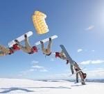 SnowKiting kurzy